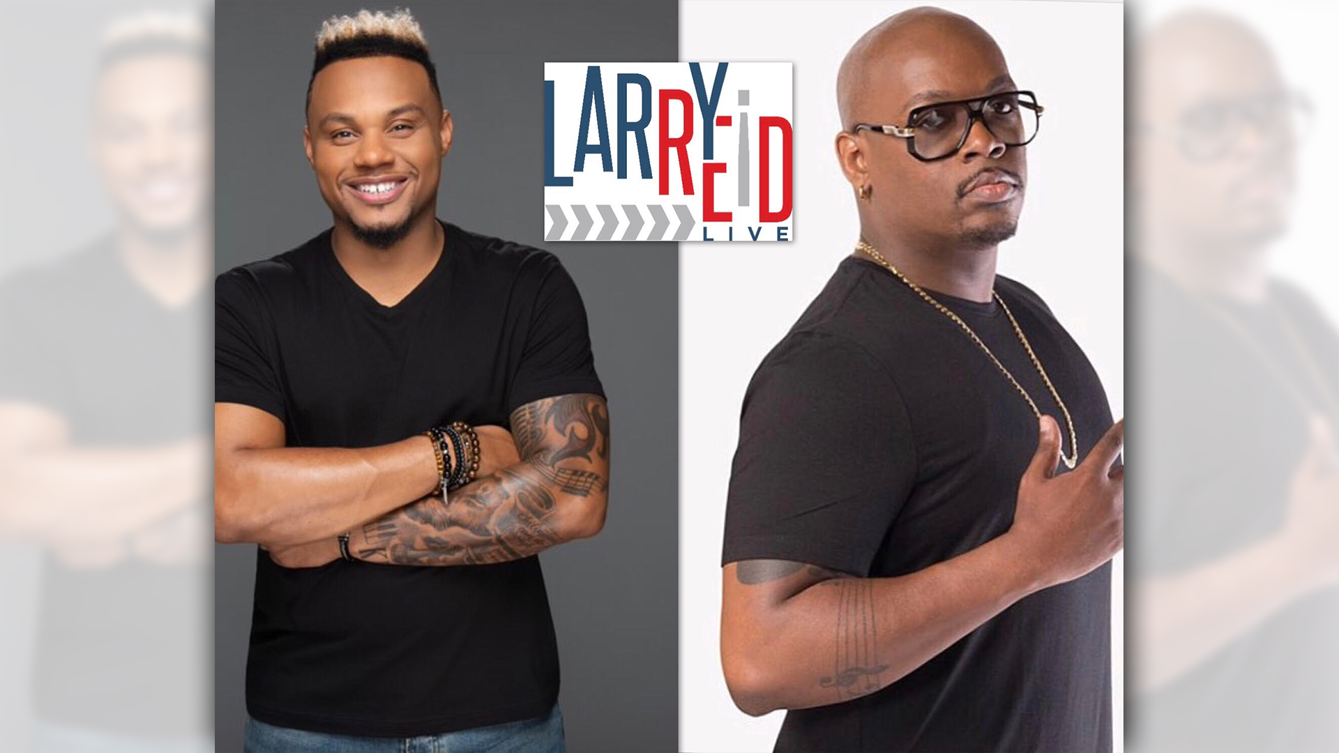 "LRL 4.23.19 – INTERVIEW: Gospel Artist Todd Dulaney ""Anointed for Another Place"""