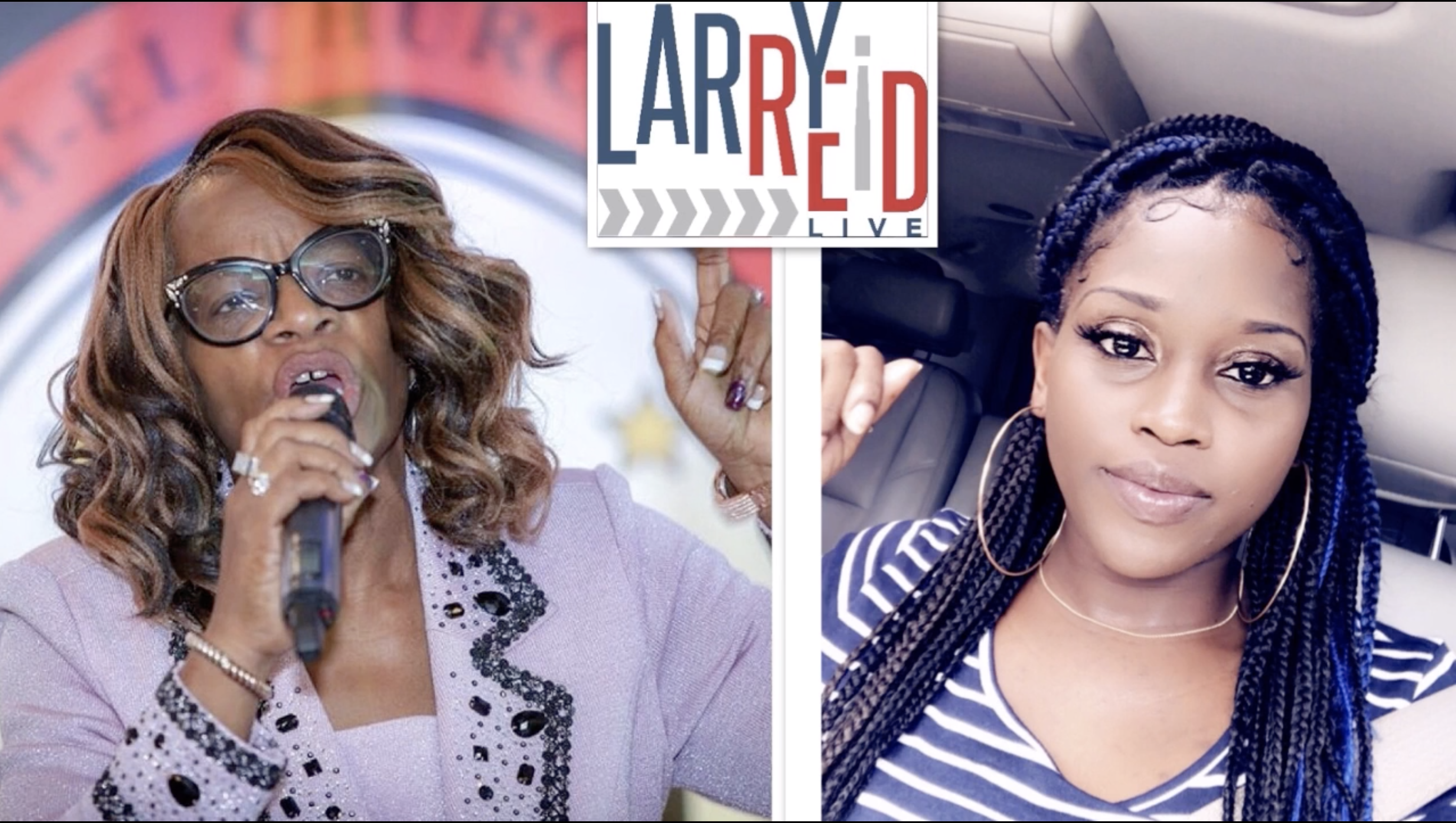 "LRL 5.25.19 – ""I was kicked out!!"" INTERVIEW with Lakisha Spearman"