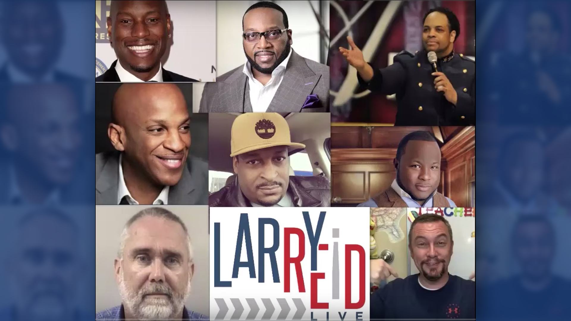 LRL 7.15.19 – Responding to Donnie McClurkin and Larry Clark also Travis Jennings AGAIN and more . . .