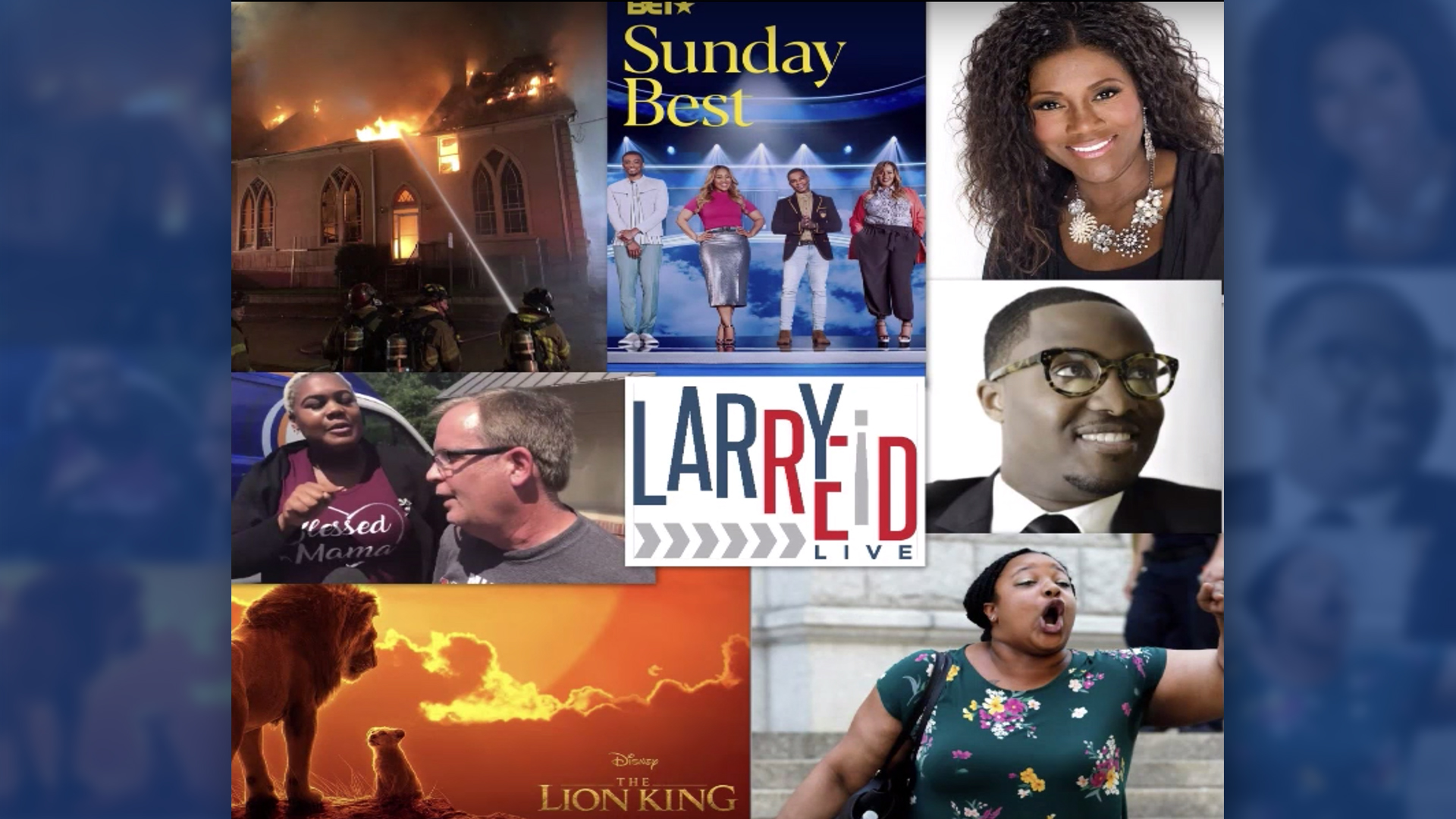 LRL 7.22.19 – Juanita Bynum vs John Moore, Sunday Best REVIEW, Eric Thomas and more